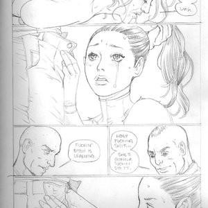 Submission Agenda 11 - Black Widow & She-Hulk Porn Comic 028