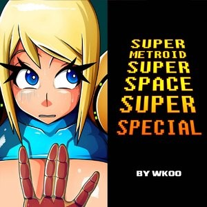 Porn Comics - Super Metroid Super Space Super Special Porn Comic