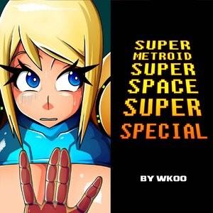 Porn Comics - Super Metroid Super Space Super Special Porn Comic