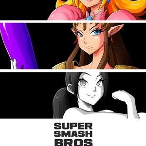 Porn Comics - Super Smash Bros 1 Porn Comic