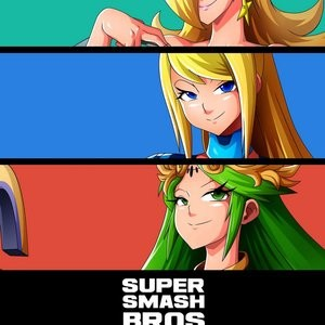 Super Smash Bros 2 Porn Comic 001