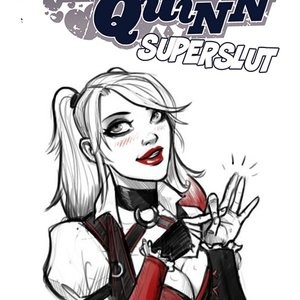 Porn Comics - Superslut – Harley Quinn Porn Comic
