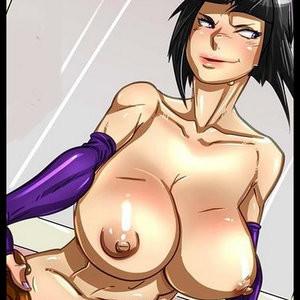 Porn Comics - Sweet Fighter Sex Comic