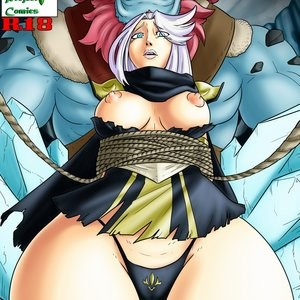Porn Comics - Tales Of The Troll King 3 – Ashe Porn Comic