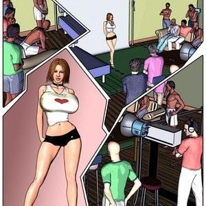 Teen Dream Porn Comic 004