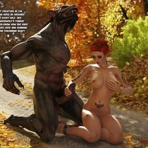 The Amazing Sex Adventures Of Busty Red Riding Hood Porn Comic 077