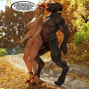 The Amazing Sex Adventures Of Busty Red Riding Hood Porn Comic 093