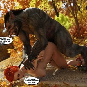 The Amazing Sex Adventures Of Busty Red Riding Hood Porn Comic 107