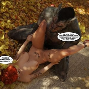 The Amazing Sex Adventures Of Busty Red Riding Hood Porn Comic 111
