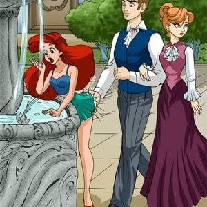Porn Comics - Ariel Explores PornComix