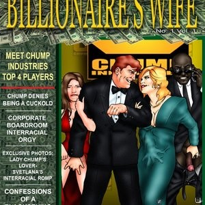 Porn Comics - The Billionare's Wife 1 Sex Comic