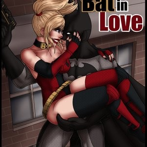 The Bat In Love Porn Comic 001