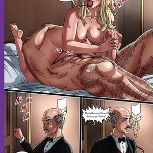 The Bat In Love Porn Comic 016
