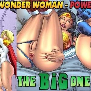 Porn Comics - The Big One! PornComix