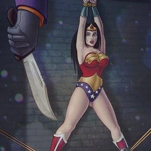 Porn Comics - The Clown Princess Of Crime Cartoon Comic