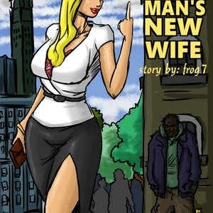 Porn Comics - The Homeless Man's New Wife PornComix