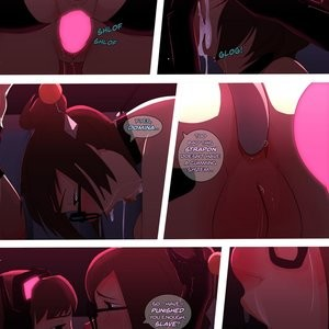 The Girly Watch 2 Porn Comic 016