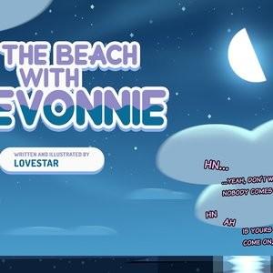Porn Comics - At The Beach With Stevonnie Sex Comic