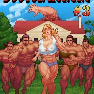 Porn Comics - The Island Of Doctor Morgro 3 Cartoon Porn Comic