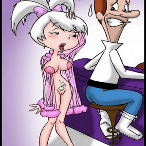 Porn Comics - The Jetsons 2 Cartoon Comic
