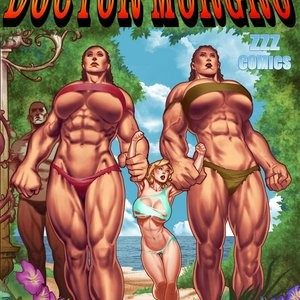 Porn Comics - The Island Of Doctor Morgro 1 Cartoon Porn Comic