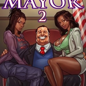 Porn Comics - The Mayor 2 Sex Comic