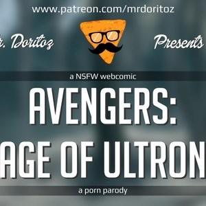 Porn Comics - Avengers – Age Of Ultron PornComix