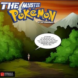 The Mystic Pokemon Porn Comic 002