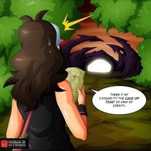 The Mystic Pokemon Porn Comic 004