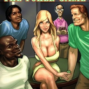 Porn Comics - The Poker Game 1 PornComix