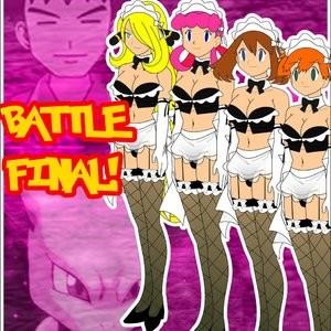 Porn Comics - Battle Final! Cartoon Porn Comic