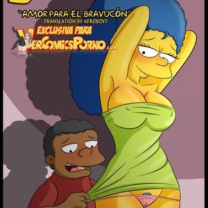 Porn Comics - The Simpsons – Love For The Bully Porn Comic