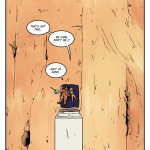 The Rock Cocks 6 - Hot And Heavy Cartoon Porn Comic