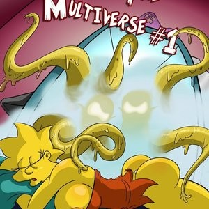 Porn Comics - The Simpsons – Into the Multiverse 1 PornComix