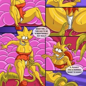 The Simpsons - Into the Multiverse 1 Porn Comic 018