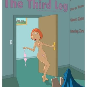 Porn Comics - The Third Leg Cartoon Comic