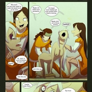 The Witch With No Name Porn Comic 010
