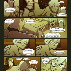 The Witch With No Name Porn Comic 057
