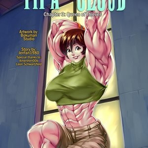 Porn Comics - Tifa & Cloud 3 – Queen Of Thieves Cartoon Porn Comic