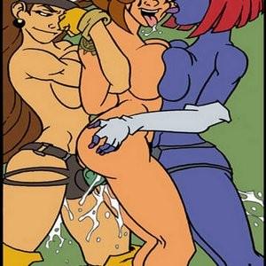 Porn Comics - Turnabout Is A Fair Play Cartoon Comic