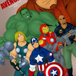 Porn Comics - Ultimate Avengers Porn Comic