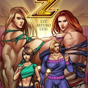 Porn Comics - Vitamin Z 1 Cartoon Porn Comic