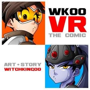 Porn Comics - VR The Comic 1 Cartoon Porn Comic