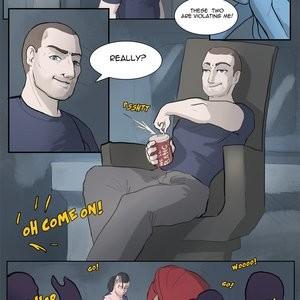 Wrex'd Porn Comic 008