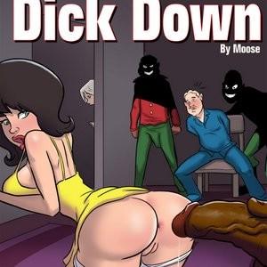 Porn Comics - XMas Bandit – Dick Down Cartoon Comic