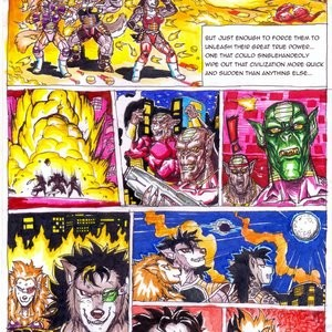 Bad Moon Rising Porn Comic 002