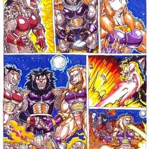Bad Moon Rising Porn Comic 003