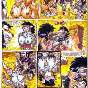 Bad Moon Rising Porn Comic 006