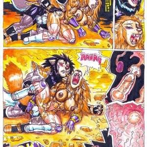 Bad Moon Rising Porn Comic 009
