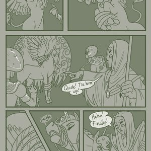 Behind The Mask Porn Comic 003